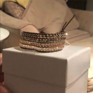 Handmade bracelet from SAKS